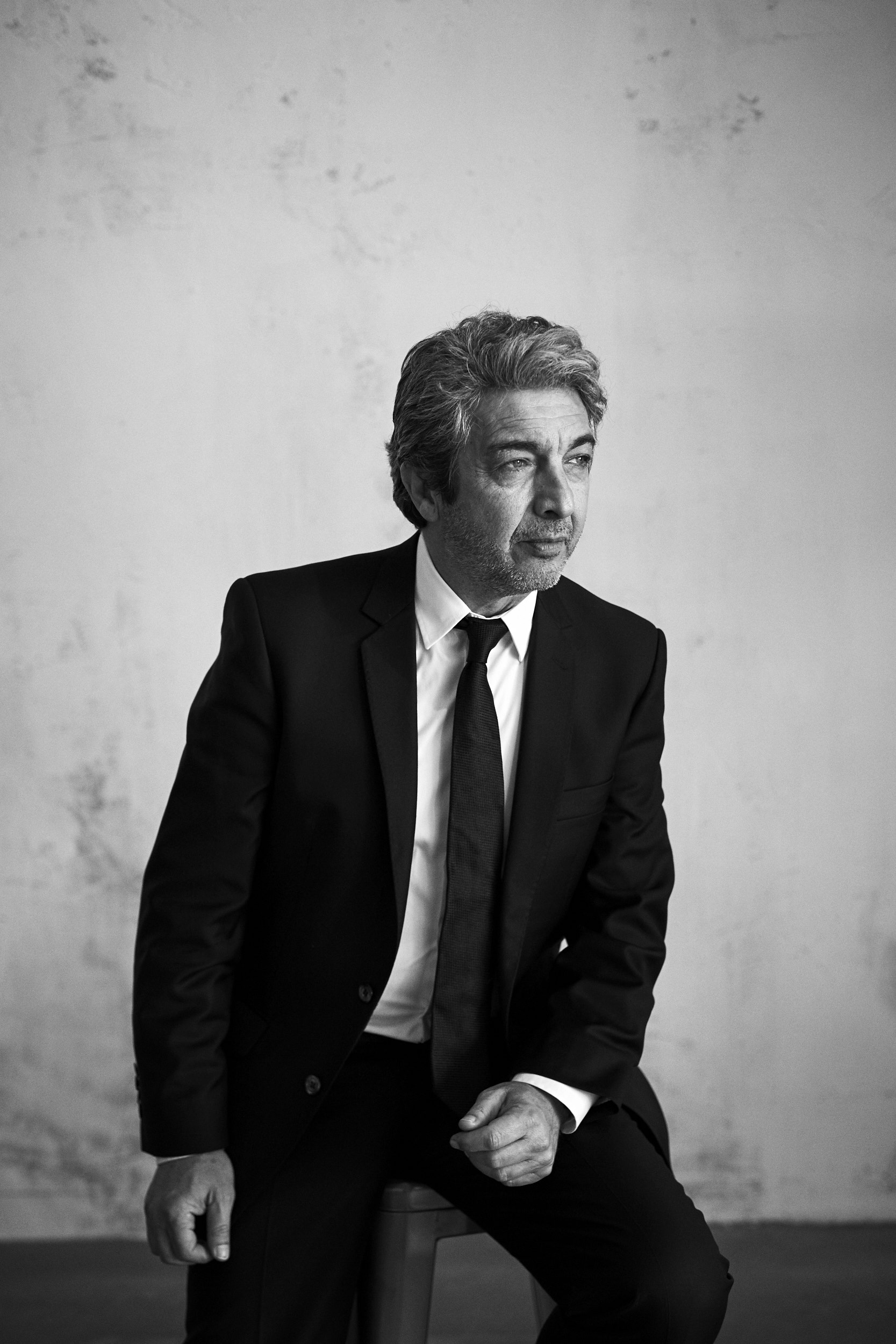 Ricardo Darín. Portrait by Jacobo Medrano for Icon magazine.