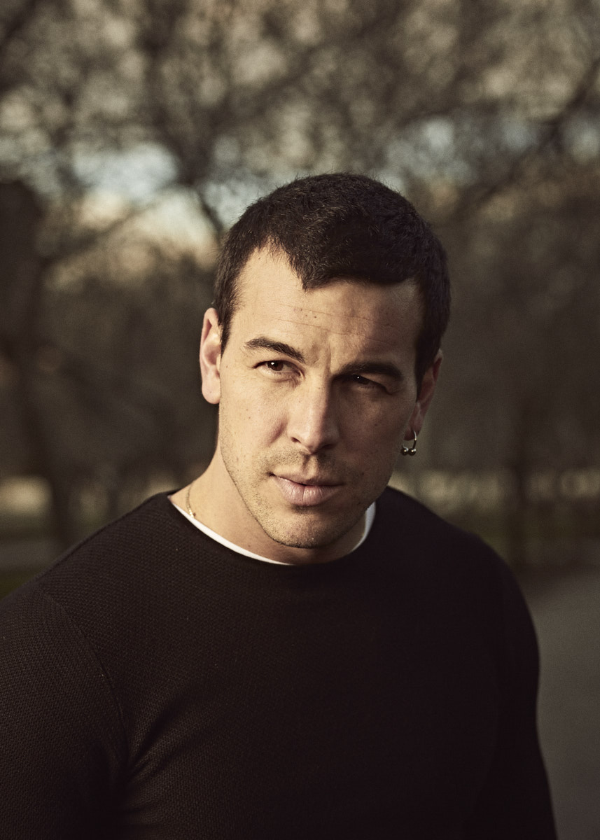 Mario Casas. Portrait by Jacobo Medrano for Cinemanía magazine.